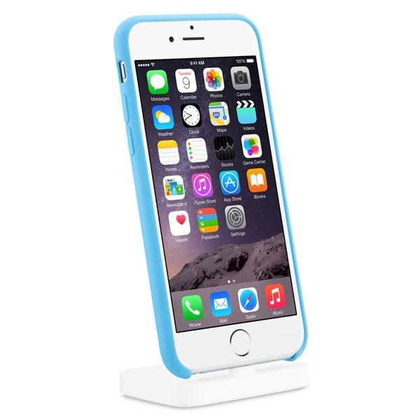 Descriere Dock APPLE mgrm2zm/a pentru iPhone 5, 5c, 5s, 6, 6 Plus, iPod touch (5 gen)