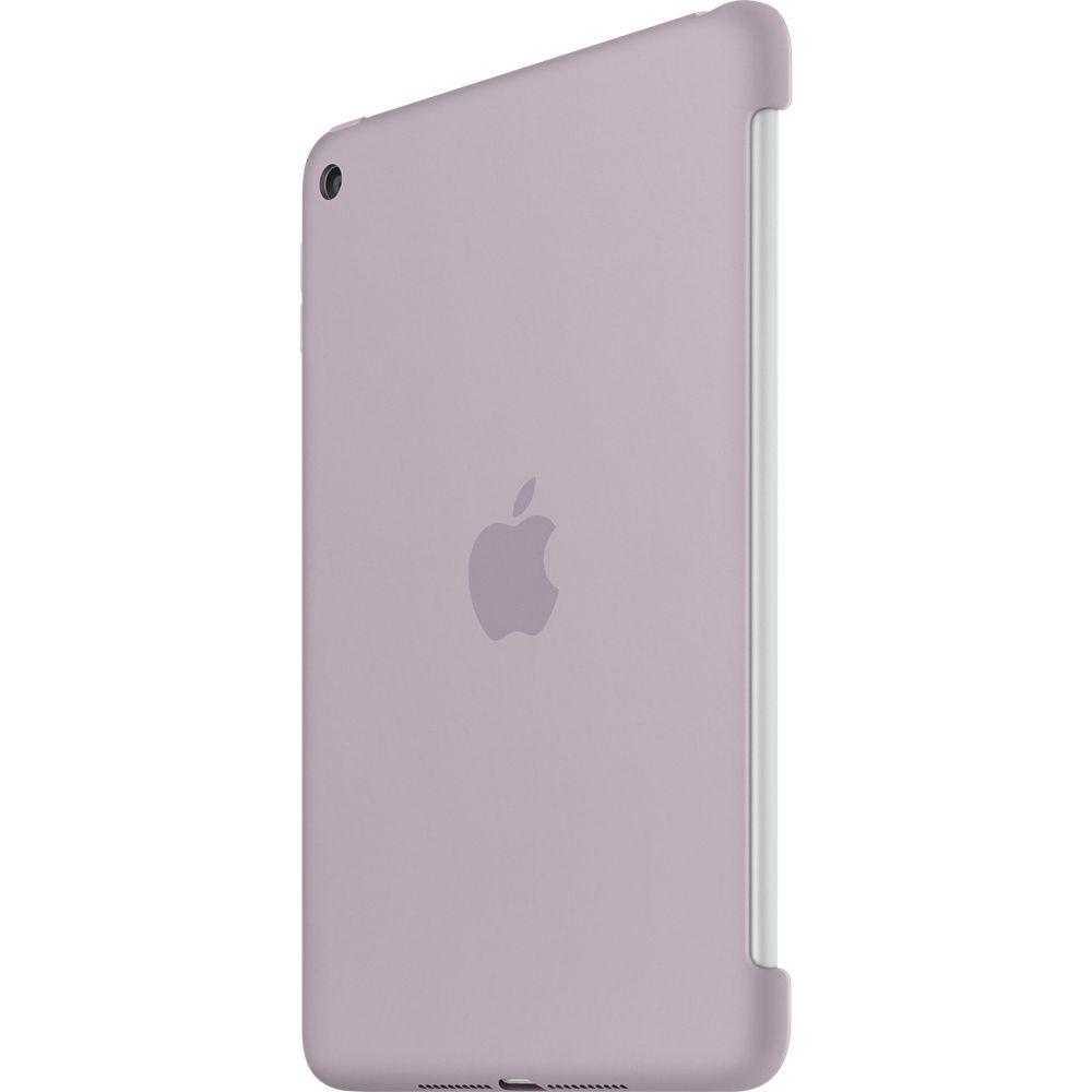 Descriere Husa APPLE Silicone Case pentru iPad Mini 4, Lavender