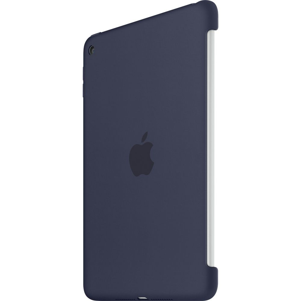 Descriere Husa APPLE Silicone Case pentru iPad Mini 4, Midnight Blue