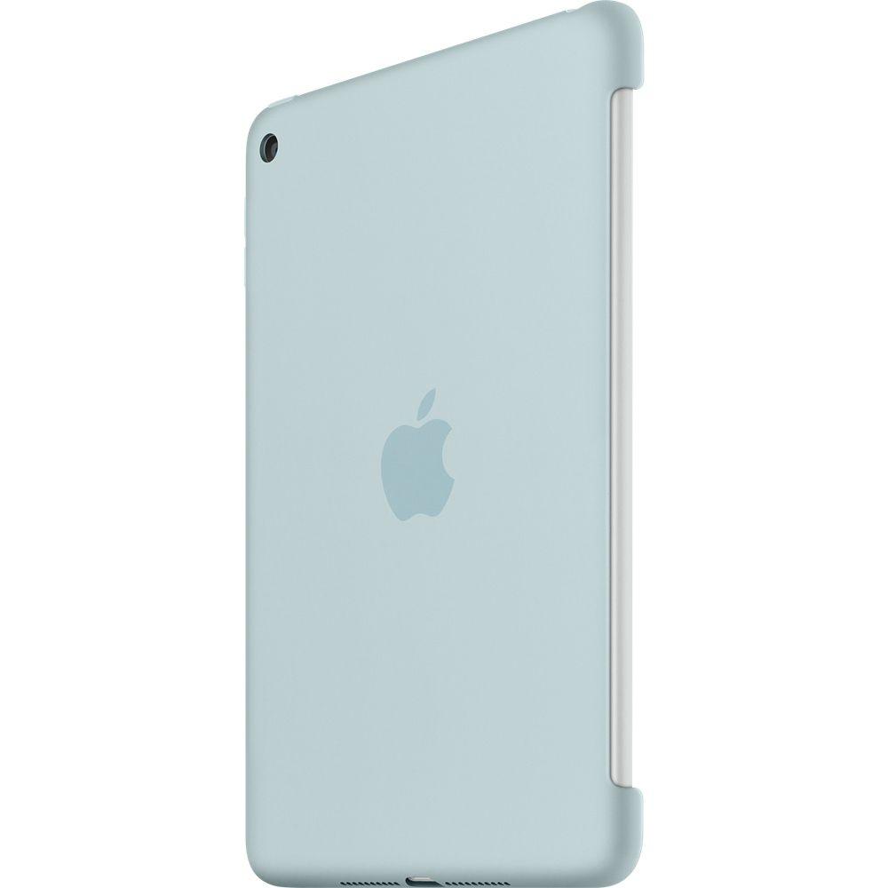 Descriere Husa APPLE Silicone Case pentru iPad Mini 4, Turquoise