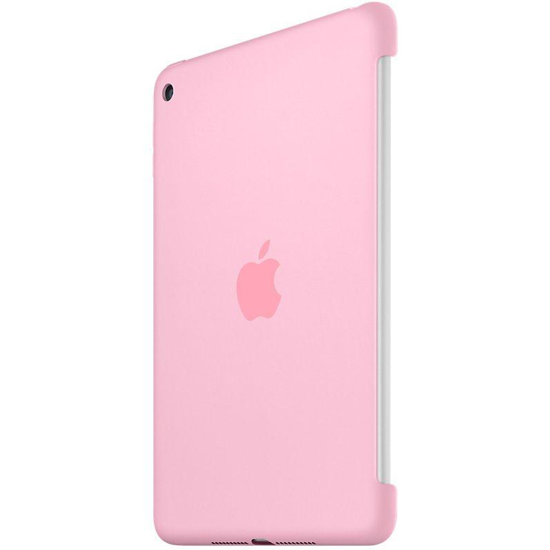 Descriere Husa APPLE Silicone Case pentru iPad mini 4, Roz