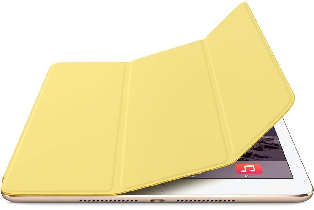 Descriere Husa APPLE Smart Cover pentru iPad Air 2, Yellow