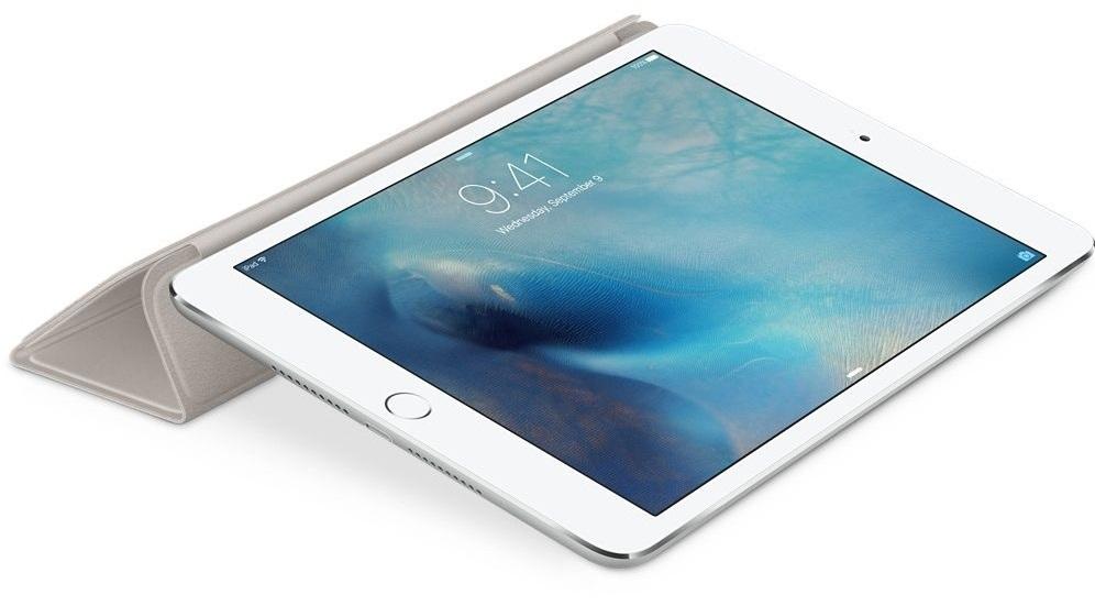 Descriere Husa APPLE Smart Cover pentru iPad Mini 4, Stone