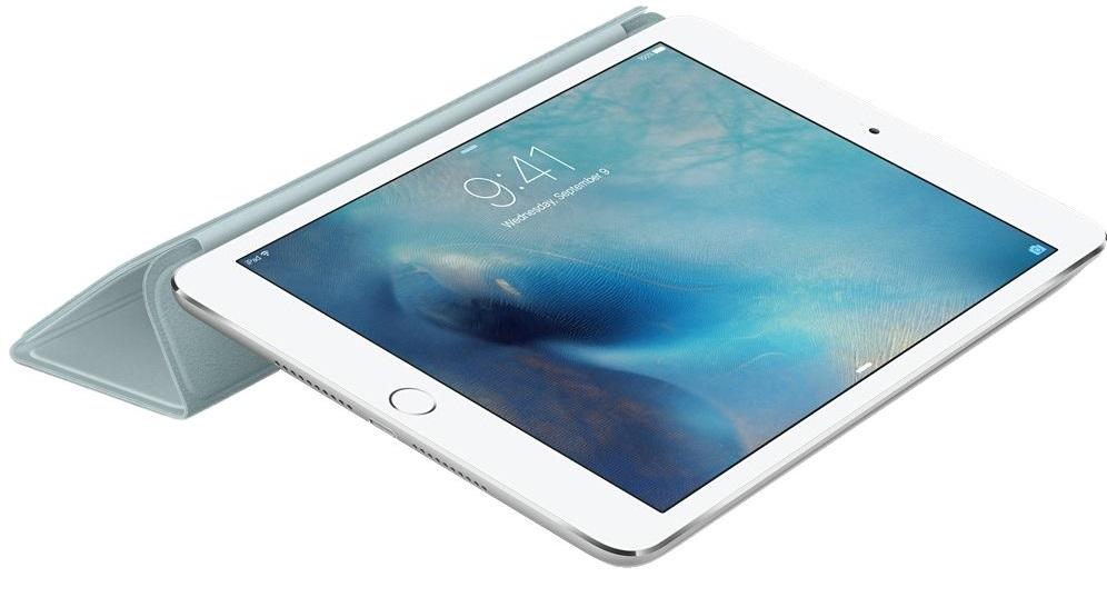 Descriere Husa APPLE Smart Cover pentru iPad Mini 4, Turquoise
