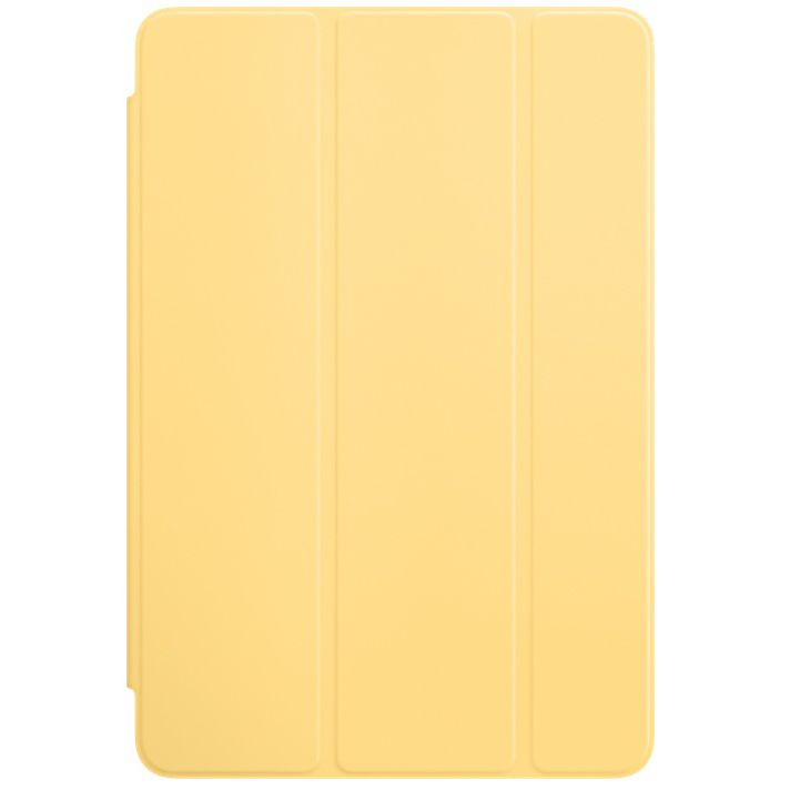 Descriere Husa APPLE Smart Cover pentru iPad Mini 4, Yellow