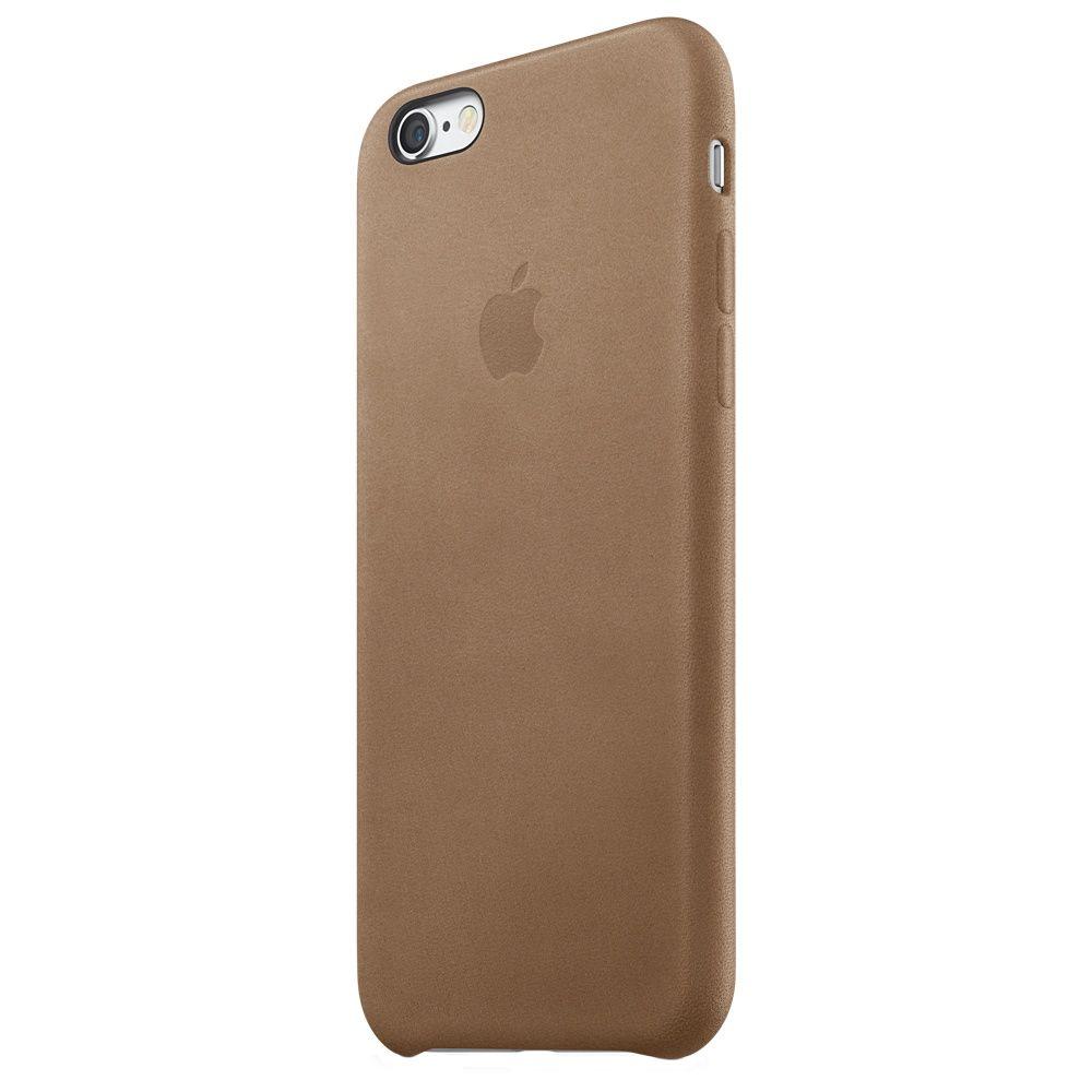 Descriere Husa de protectie APPLE pentru iPhone 6s, Piele, Brown