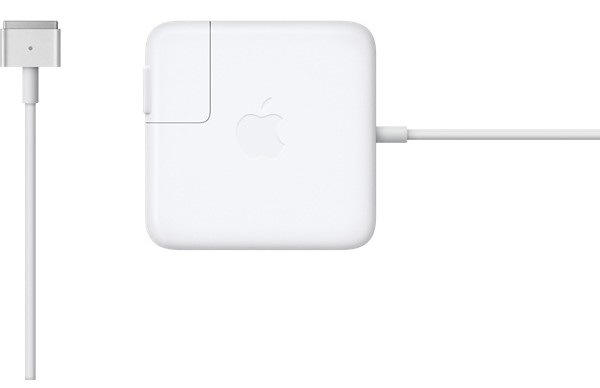 Descriere Incarcator laptop APPLE MagSafe 2 md506z/a, 85W, alb