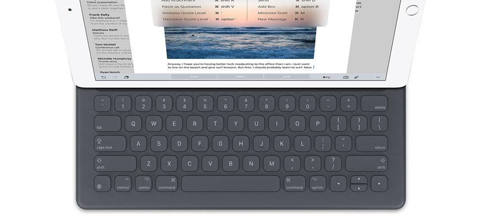 "Descriere Tastatura APPLE iPad Pro 12.9"" Smart Keyboard, US English"