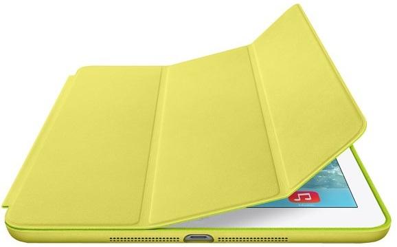 Descriere Smart Case APPLE pentru iPad Air, Yellow
