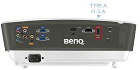 Descriere Videoproiector BENQ TH670s, Full HD, 3D, 3000 lumeni, Football Mode, HDMI
