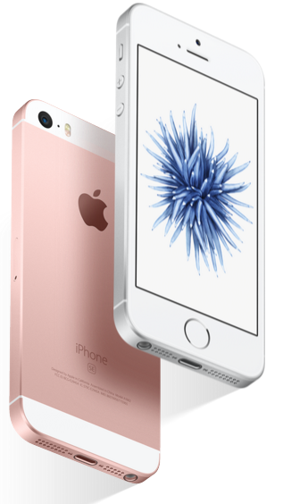 Descriere APPLE iPhone SE, 16GB, Gold