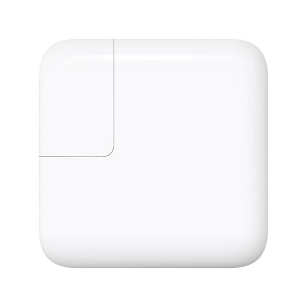 Descriere Adaptor de alimentare USB-C APPLE mj262z/a, 29W, alb