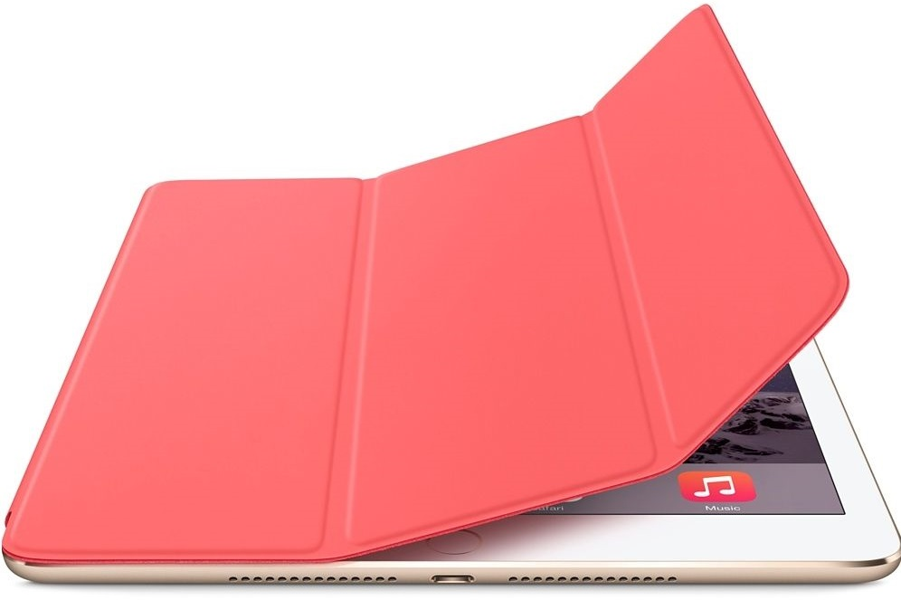 Descriere Husa APPLE Smart Cover pentru iPad Air 2, Pink
