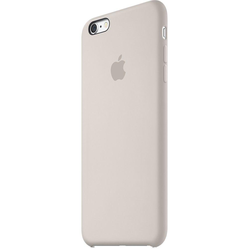 Descriere Husa de protectie APPLE pentru iPhone 6s Plus, Silicon, Stone