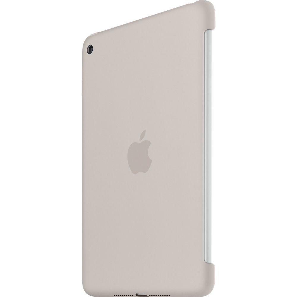 Descriere Husa APPLE Silicone Case pentru iPad Mini 4, Stone