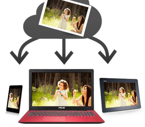 "Descriere Laptop ASUS X553SA, Intel Celeron N3050, 15.6"" HD, 4GB, 500GB, FreeDos, Black"