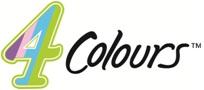 Descriere Pix cu mecanism si 4 culori, 1.0mm, BIC 4Colours FASHION