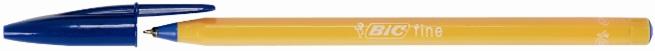 Descriere Pix fara mecanism, 0.7mm, negru, BIC Orange