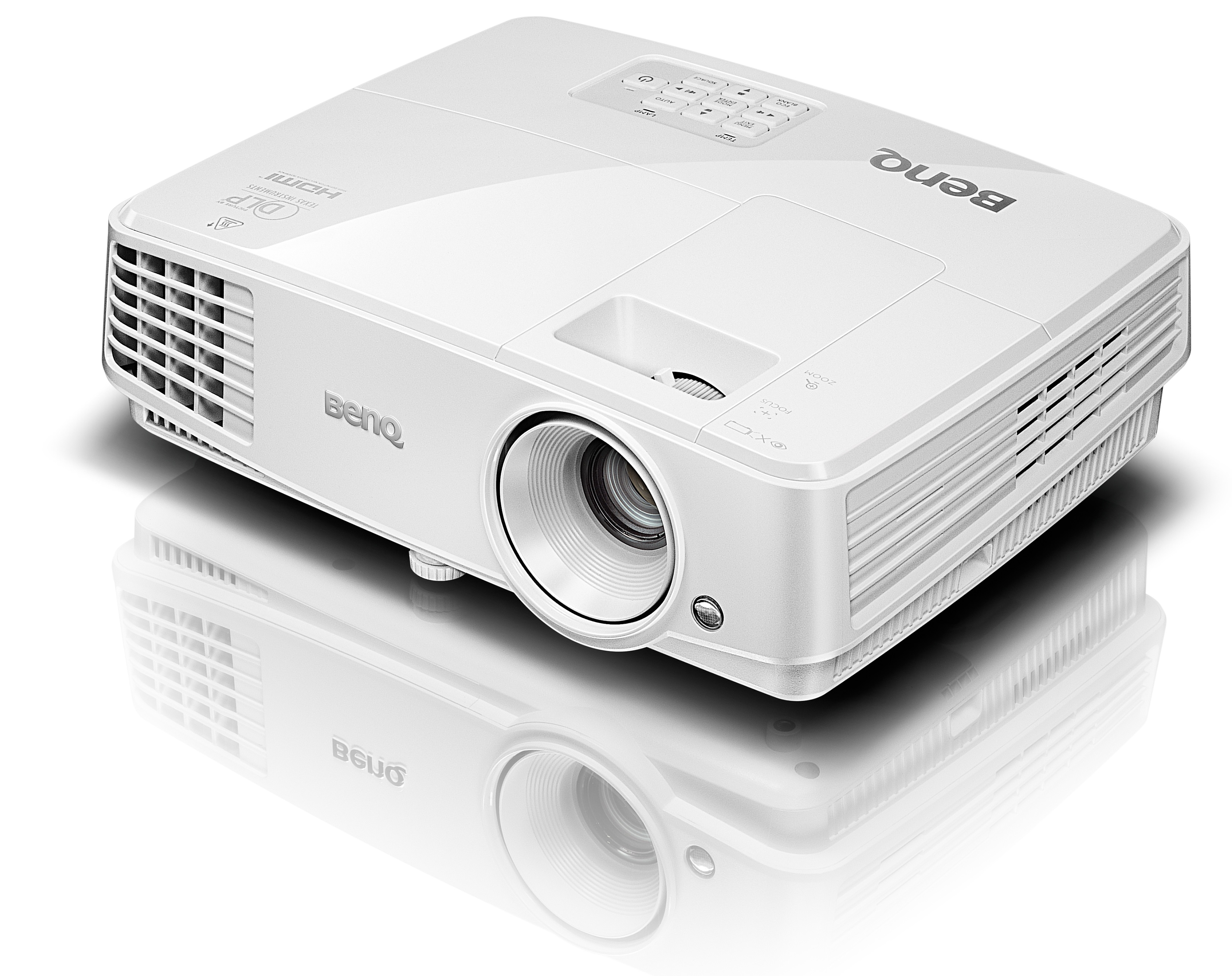 Descriere Videoproiector BENQ MX528, XGA, 3D, 3300 lumeni, HDMI