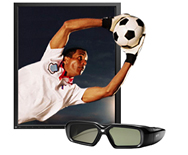 Descriere Videoproiector BENQ MW820ST, WXGA, 3D, 3000 lumeni, HDMI