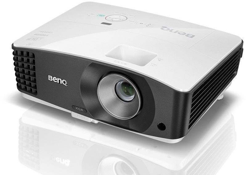 Descriere Videoproiector BENQ MX704,  XGA, 3D, 4000 lumeni, HDMI