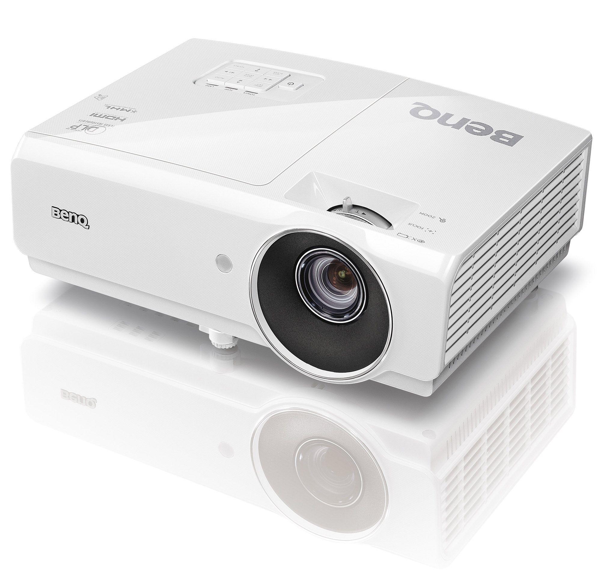 Descriere Videoproiector BENQ 3D MH741, Full HD, 3D, 4000 lumeni, HDMI