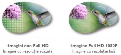 Descriere Videoproiector BENQ W3000 DLP, FullHD, 2000 lumeni, HDMI