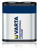 Descriere Baterie CRP2, litiu, VARTA