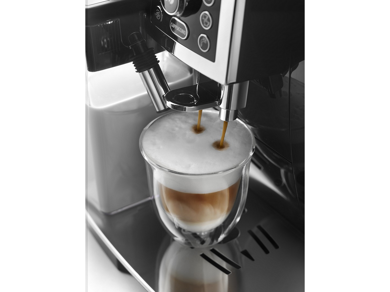 Descriere Aparat de cafea automat, 1450W, 1.8 l, negru, DELONGHI ECAM 23.460B