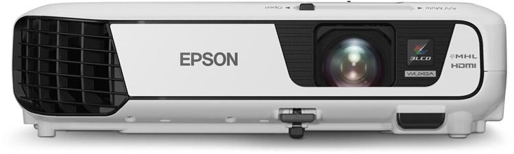 Descriere Videoproiector EPSON EB-U32, WUXGA, 3D, 3200 lumeni, HDMI