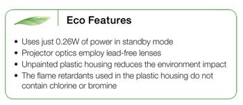 Descriere Videoproiector EPSON EB-W04, WXGA, 3000 lumeni, HDMI