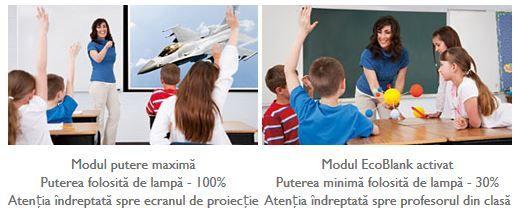 Descriere Videoproiector BENQ MS506, SVGA, 3D, 3200 lumeni
