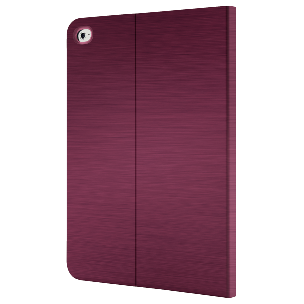 Descriere Carcasa pentru iPad Air 2, grena, LEITZ Style Slim Folio