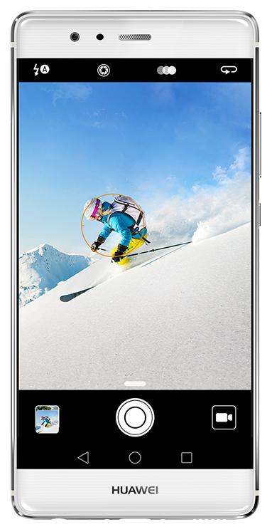 Descriere Smartphone HUAWEI P9, Dual Sim, 32GB, 4G, Mystic Silver