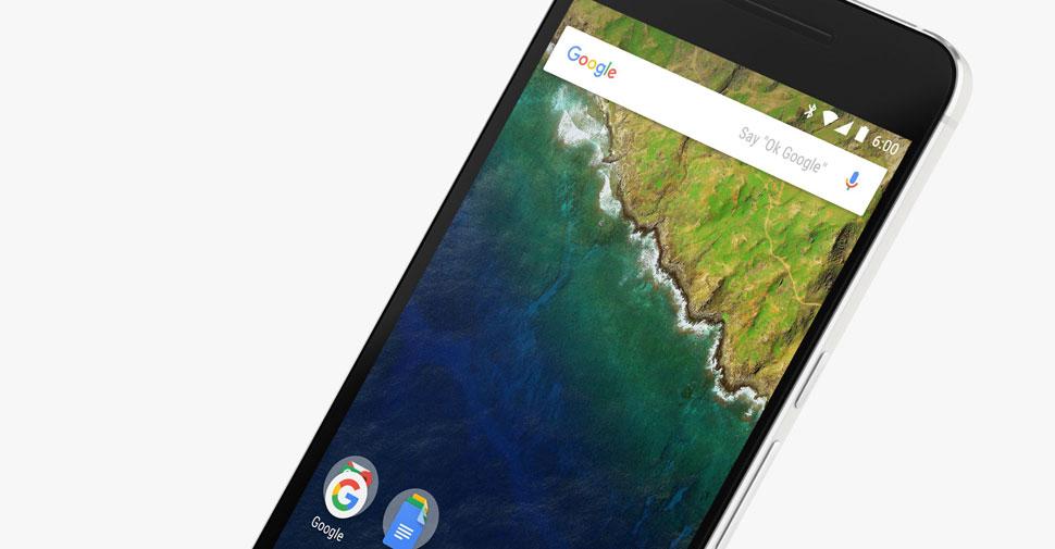 Descriere Smarphone HUAWEI Nexus 6P, 32GB, 4G, Aluminium
