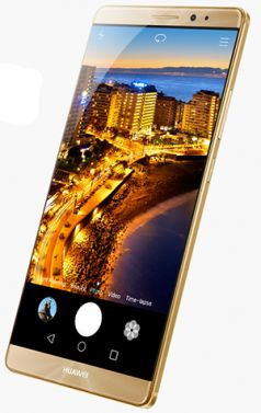 Descriere Smartphone HUAWEI Mate 8, Dual Sim, 32GB, 4G, Moonlight Silver