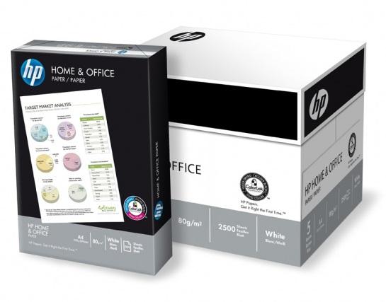 Descriere Hartie A4, 80 g/mp, 500 coli/top, HP HOME & OFFICE