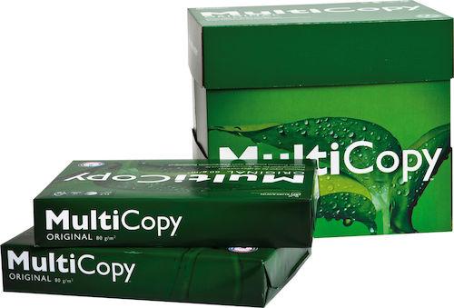 Descriere Hartie la palet, A4, 80 g/mp, 240 topuri/palet, MULTICOPY Original