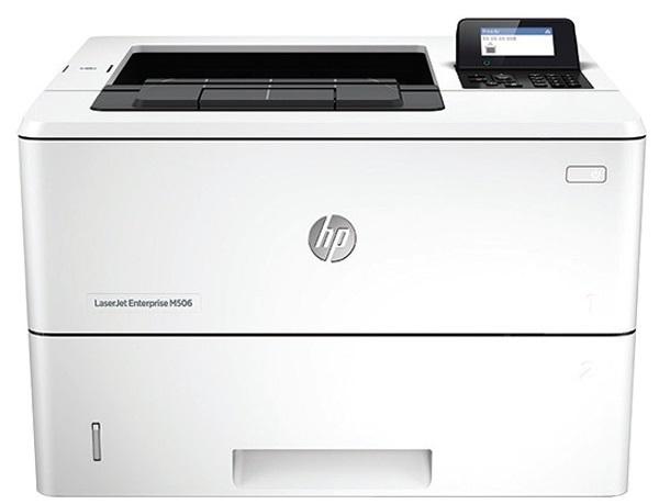 Descriere Imprimanta laser monocrom HP LaserJet Enterprise M506dn, A4, USB, Retea