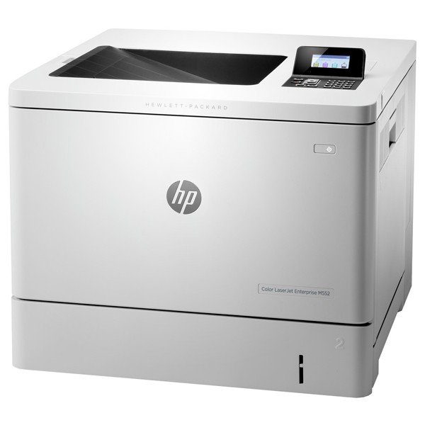 Descriere Imprimanta laser color HP LaserJet Enterprise M552dn (B5L23A), A4, USB, Retea