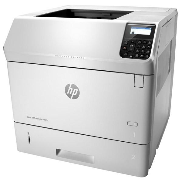 Descriere Imprimanta laser monocrom HP LaserJet Enterprise M606dn, A4, USB, Retea