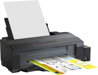 Descriere Imprimanta inkjet color EPSON ITS L1300 CISS, A3+, USB