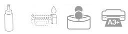 Descriere Imprimanta inkjet color EPSON ITS L1800, A3+, USB