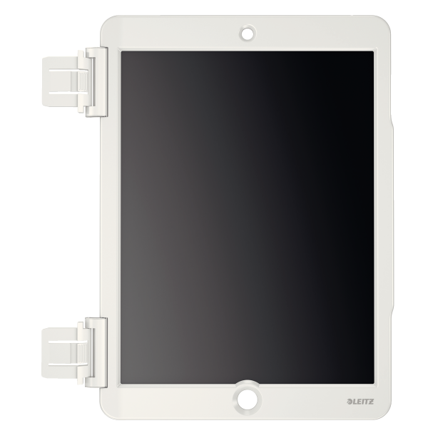 Descriere Capac cu filtru Privacy landscape pentru Multi-carcasa iPad Air, alb, LEITZ Complete