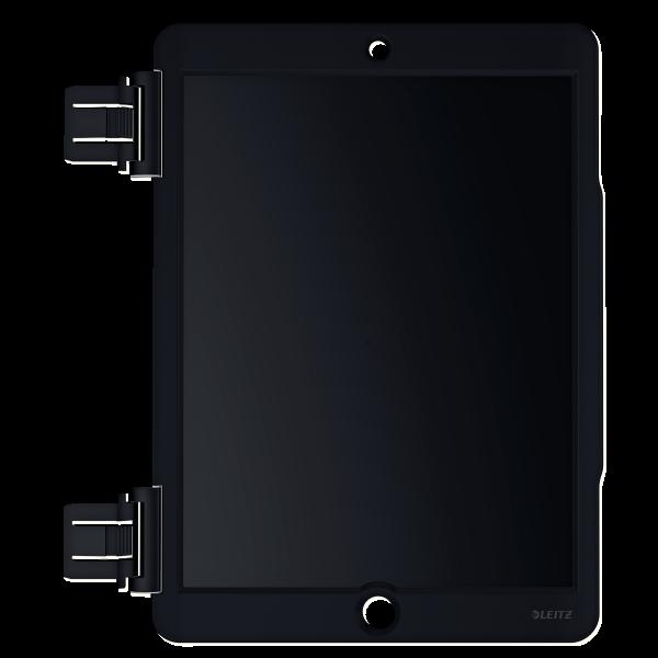 Descriere Capac cu filtru Privacy landscape pentru Multi-carcasa iPad Air, negru, LEITZ Complete