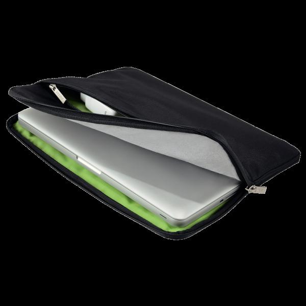 """Descriere Husa pentru laptop 13,3"""", negru, Power LEITZ Smart Traveller"""