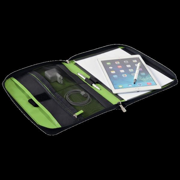 "Descriere Husa organizer pentru tableta 10"", LEITZ Smart Traveller"