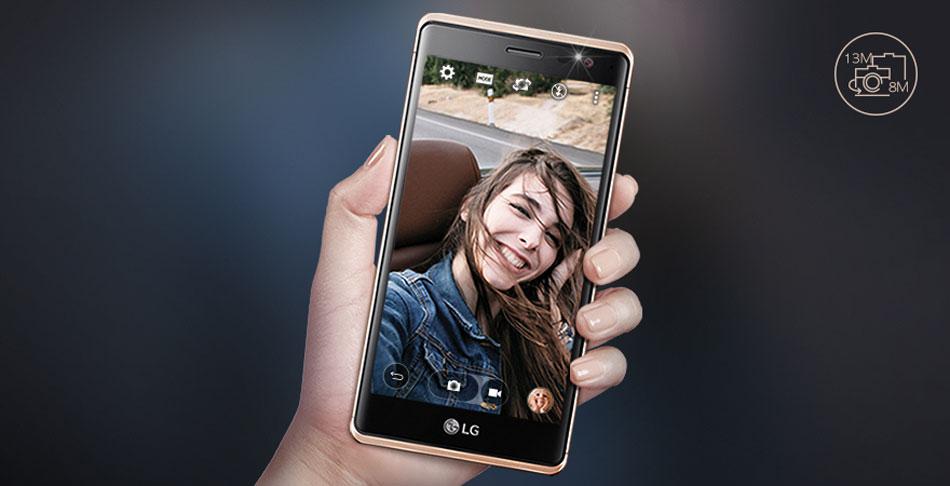 Descriere Smartphone LG Zero H650, 16GB, Silver