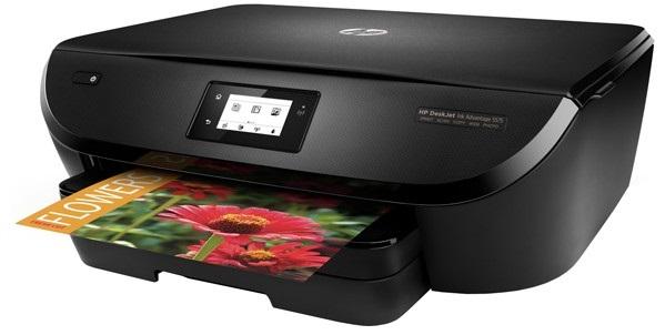 Descriere Multifunctional inkjet color HP Deskjet Ink Advantage 5575 All-in-One, A4, USB, Wi-Fi