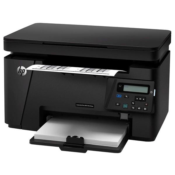 Descriere Multifunctional HP LaserJet Pro MFP M125nw, A4, USB, retea, Wi-Fi